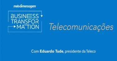 Consumo de dados, 5G e nuvem pautam a telecomunicação